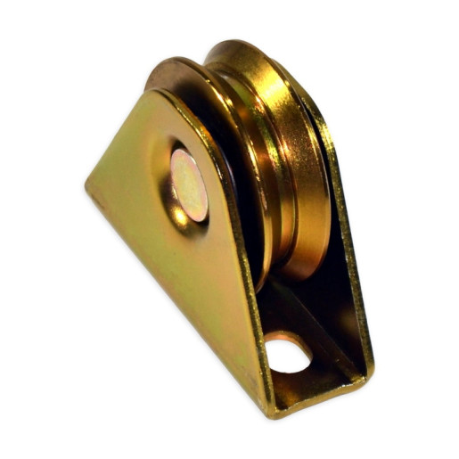 Rola aplicata poarta culisanta profil V diametru 50mm