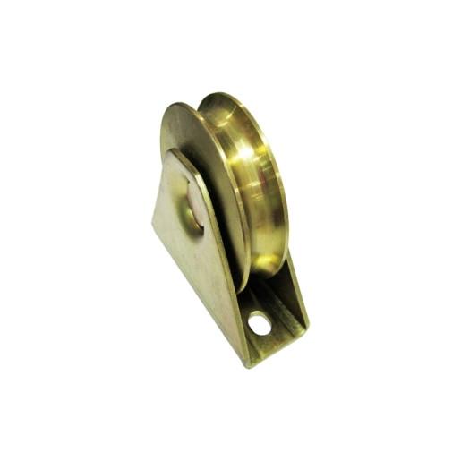Rola aplicata poarta culisanta profil U diametru 68mm