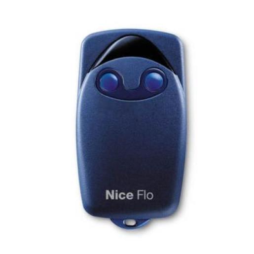 Telecomanda NICE cu 2 butoane FLO2R-S