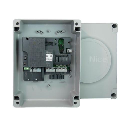 Unitate de comanda Nice MC800 pentru motoare 230V