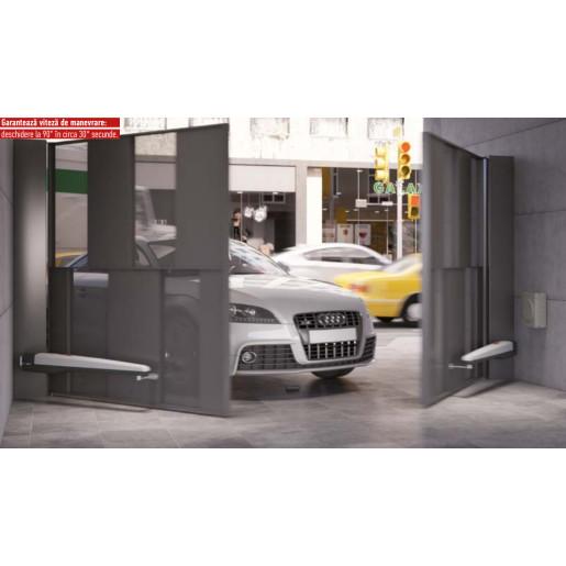 Motoreductor Nice Toona 6 High Speed pentru actionare rapida poarta batanta de 1450kg
