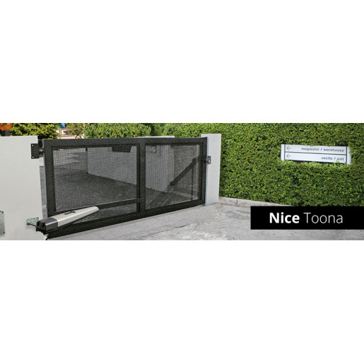 Motoreductor pentru poarta batanta, Nice Toona 7, TO7024