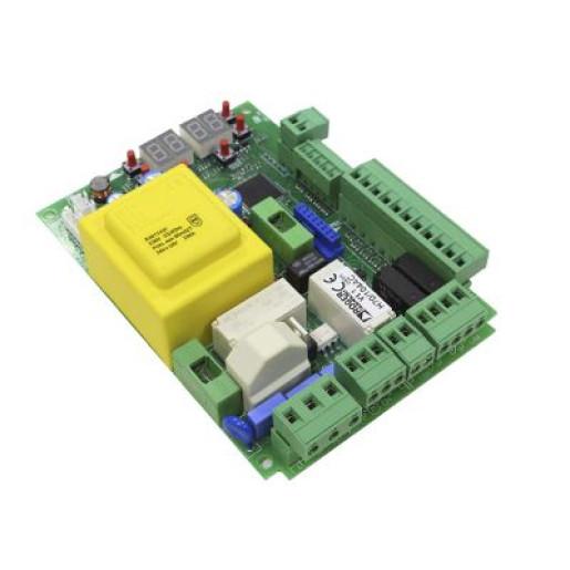 Unitate de control pentru 1 motor porti culisante Roger H70/103AC