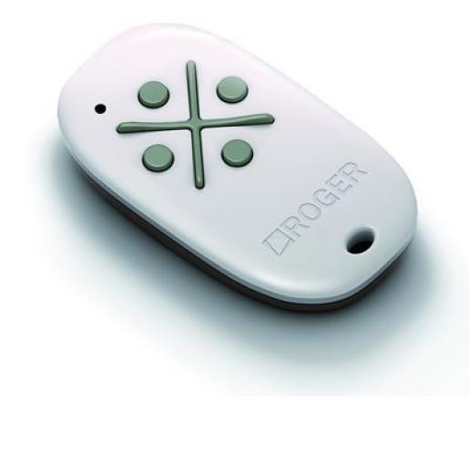 Telecomanda cu 4 butoane cod fix 433.92 Mhz Roger M80/TX44R