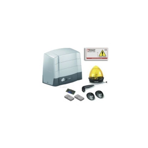 Kit automatizare poarta culisanta Roger Brushless BG30/2203 ciclul de lucru 100%