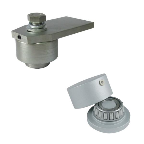 Kit Balamale cu rulment diametru 50mm pentru 1 canat max 2.5m/250kg